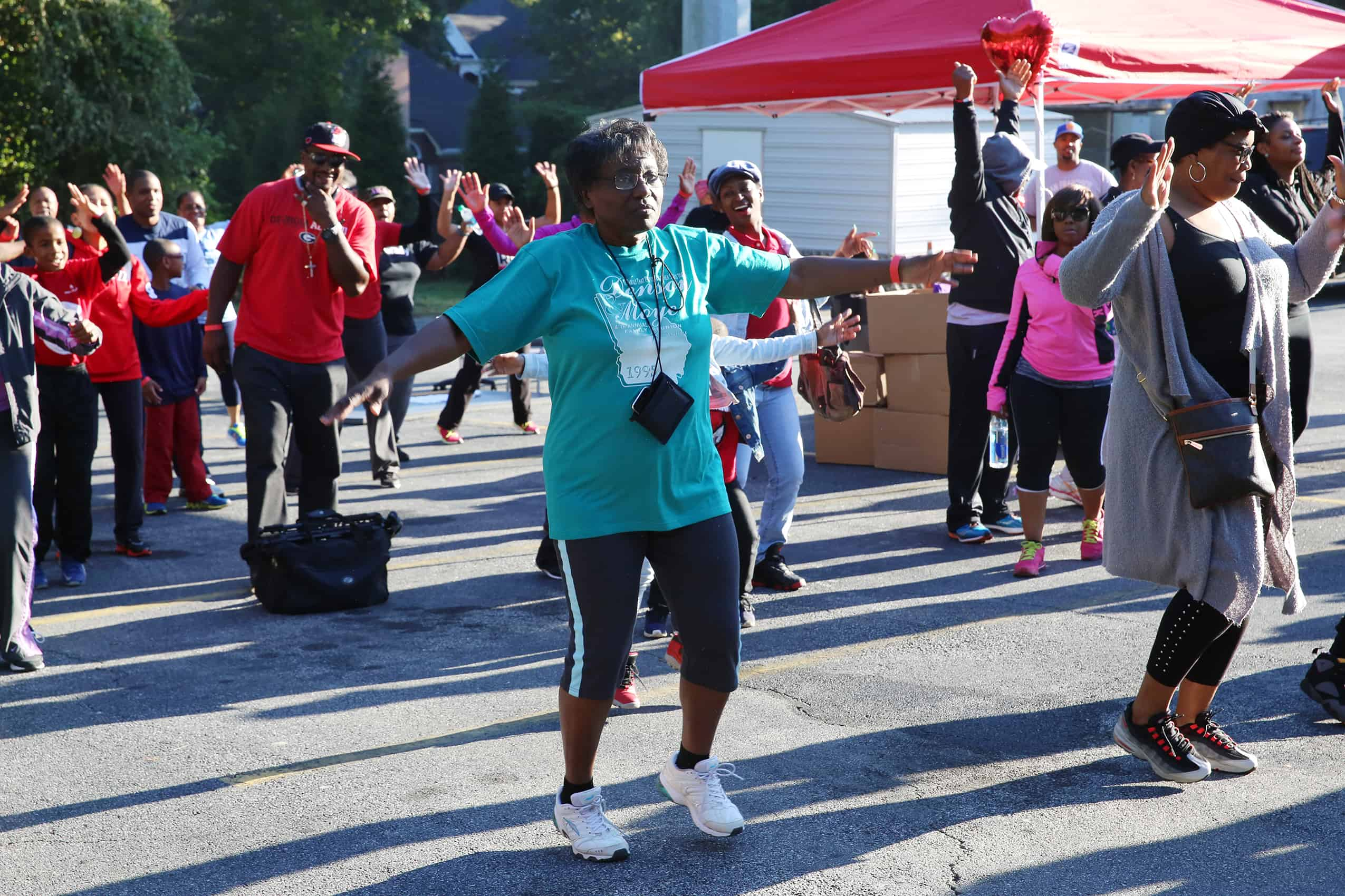 2nd Annual Walk A Mile – 30