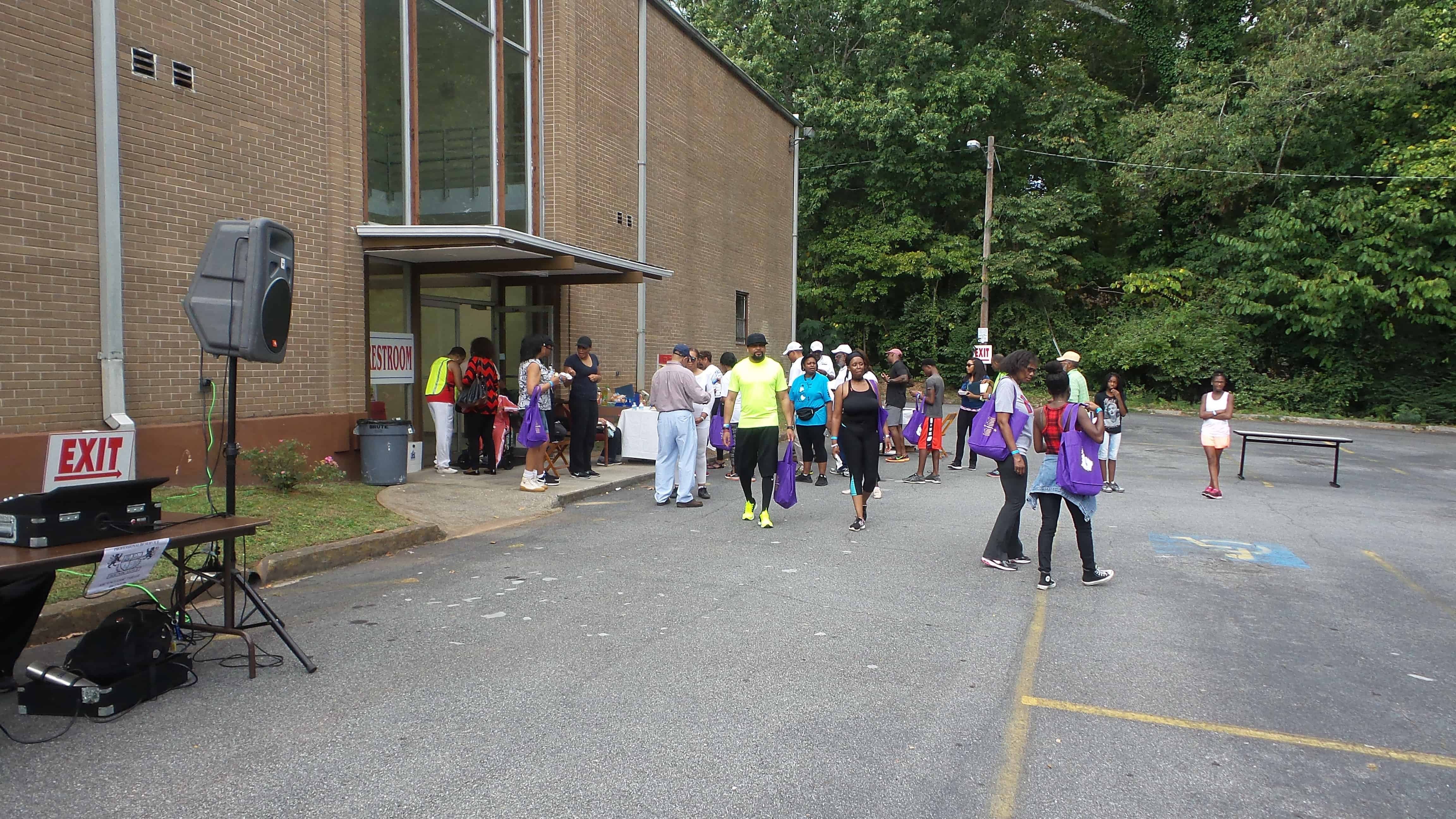 3rd Annual Walk A Mile for Sickle Cell