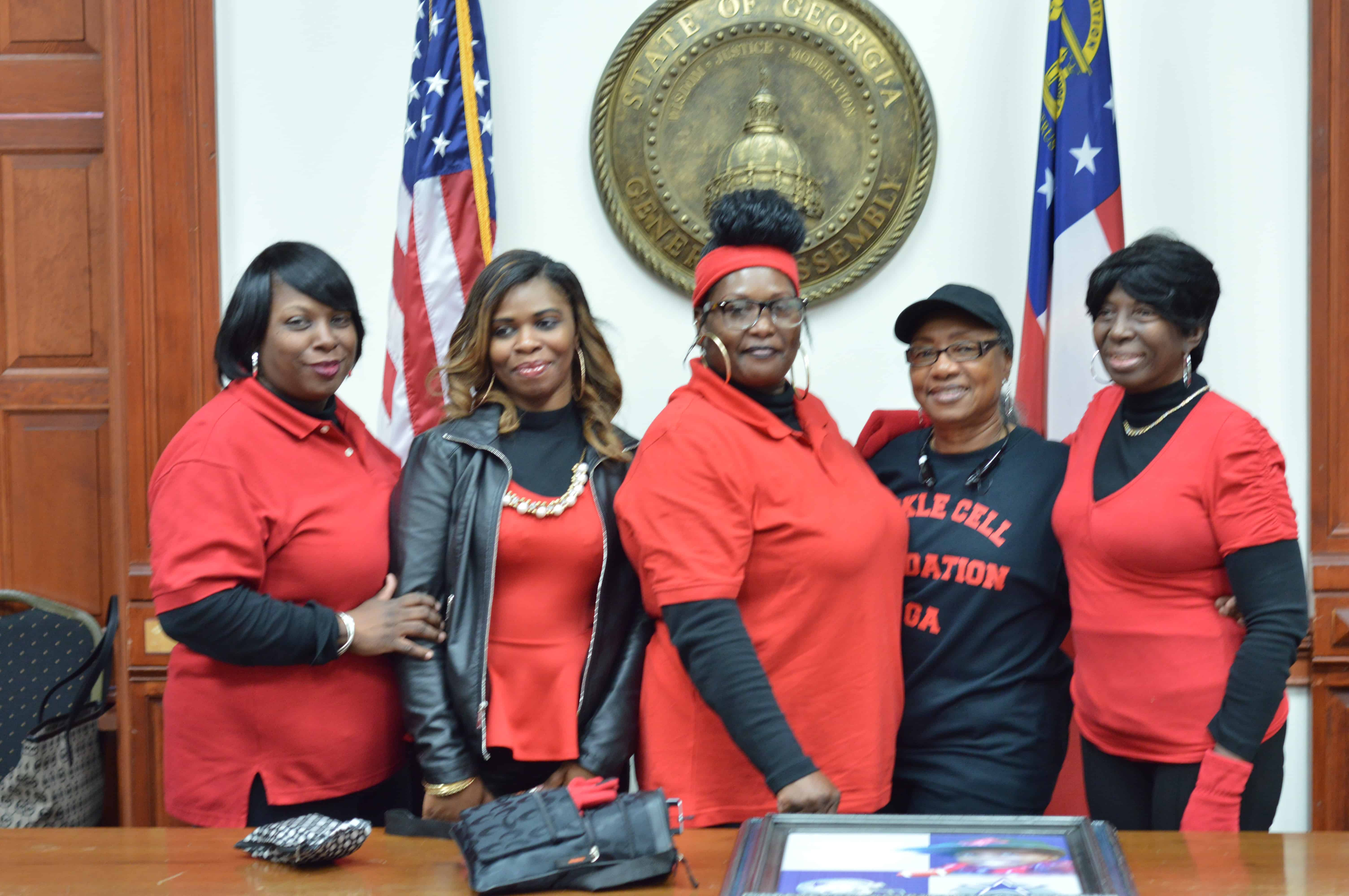 Sickle Cell Day at The Capitol